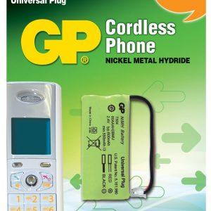 PILA TELEFONICA GP T504 NIMH 2.4V 600 MAH BLISTER X 1