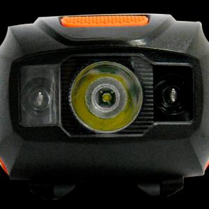 LINTERNA TRONEX 150 LUMENES 1 LED 3 AAA TIPO MINERO PLASTICO