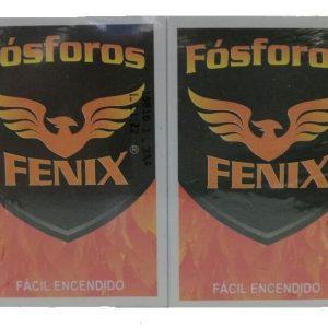 FOSFORO FENIX HOGAR x 2UND SEGURIDAD (40)