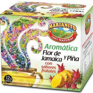 AROMATICA MARIANITO FLOR JAMAICA-PIÑA*12 (12)