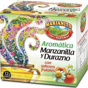 AROM MARIANITO MANZAN- DURAZNO*12 (12)
