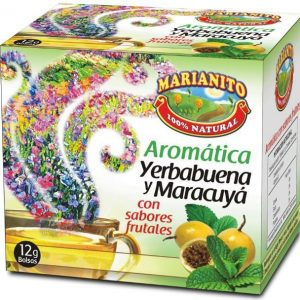 AROMATICA MARIANITO YERBABUENA-MARACUYA*12 (12)