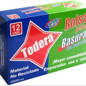 BOLSA EN CAJA*12 TODE (65x90) (12)