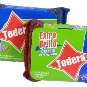 ESPONJA EXTRABRILLO TODERA *1 (36)