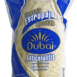 ESTROPAJO NATURAL DUBAI *18CM (6)